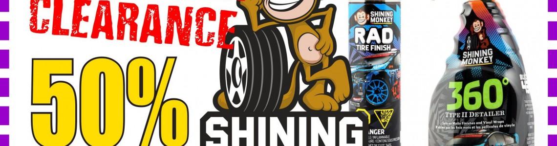 Shining Monkey SALE