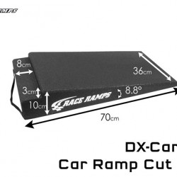 Car Ramp Cut Out