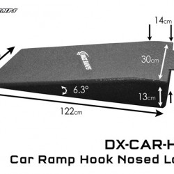Car Ramp Hook Nosed L
