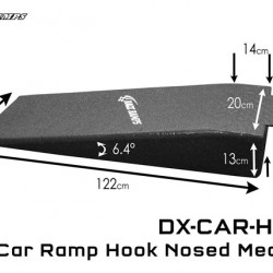 Car Ramp Hook Nosed M