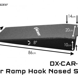 Car Ramp Hook Nosed S
