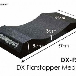 Flatstoppers 4pcs
