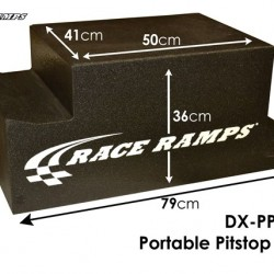 Port.Pitstop Ramp Blocks 4pcs