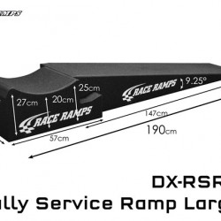 Rally Service Ramp L 4Pcs