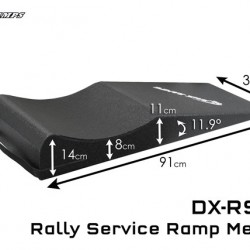 Rally Service Ramp M