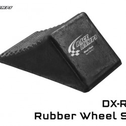 Rubber Wheel Stop 1st