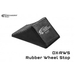 Rubber Wheel Stop 4st