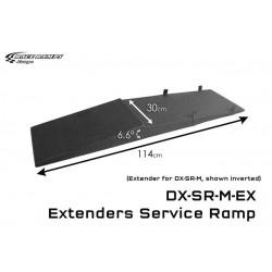 Extenders Service Ramp M