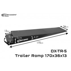 Trailer Ramp 117x36x13 2st