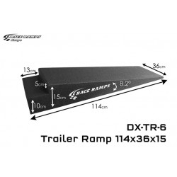 Trailer Ramp 114x36x15 2st