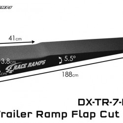 Trailer Ramp Flap 188x36x15