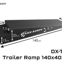 Trailer Ramp 140x40x20 2st