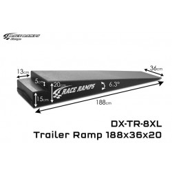Trailer Ramp XL 188x36x20 2st