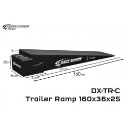 Trailer Ramp 160x36x25 4st