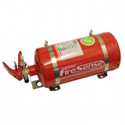Fire protection / Estinguishers