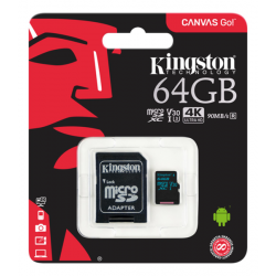 Memorycard Kingston 64 GB
