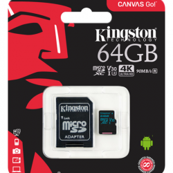 Minneskort Kingston 64 GB