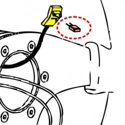 Airbag Resistor Seabeach 2.0 Ohm
