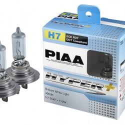 PIAA Hyper+ H7 Par 4000K 12V
