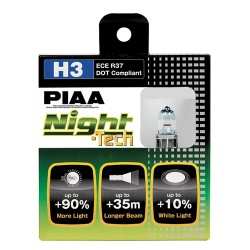 PIAA Night Tech H3 Par