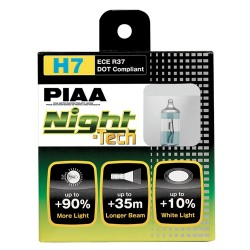 PIAA Night Tech H7 Par