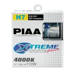 PIAA Xtreme White + H7 55W=110W Par 4000K 12V