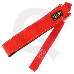 QSP Armstraps red