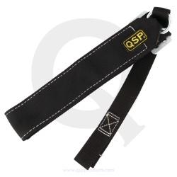 QSP Armstraps black